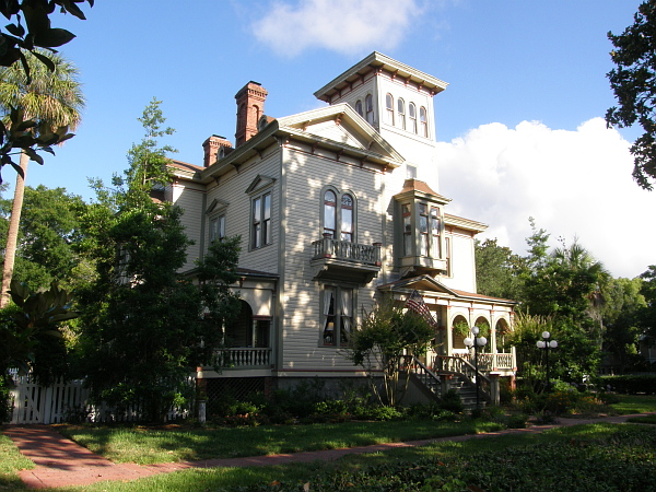 Fairbanks House, Fernandina Beach