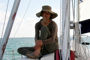 Slightly greener living – the sailor's way