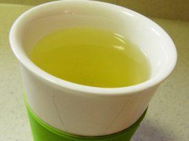 Today's inlet: Tea.