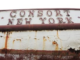 Today's inlet: Consort.
