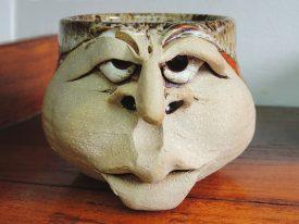 Today's inlet: Face Mug.