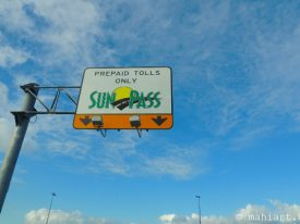 Today's inlet: Florida Turnpike.