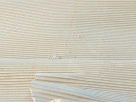 Cardboard desert.