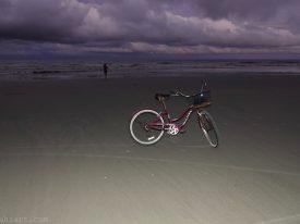 Beach bike.