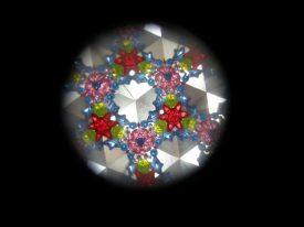 Today's inlet: Kaleidoscope.